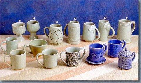 Celadon Tableware, Coffee Mug