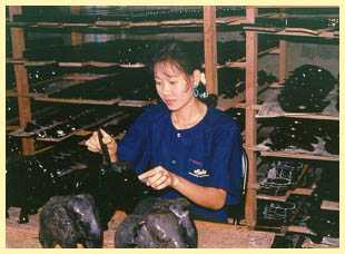 Ban-Khern Lacquerware