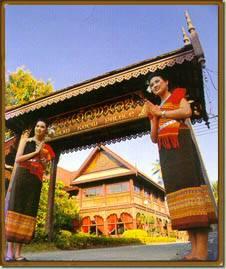 Khum Kaew Palace Khantoke Gate